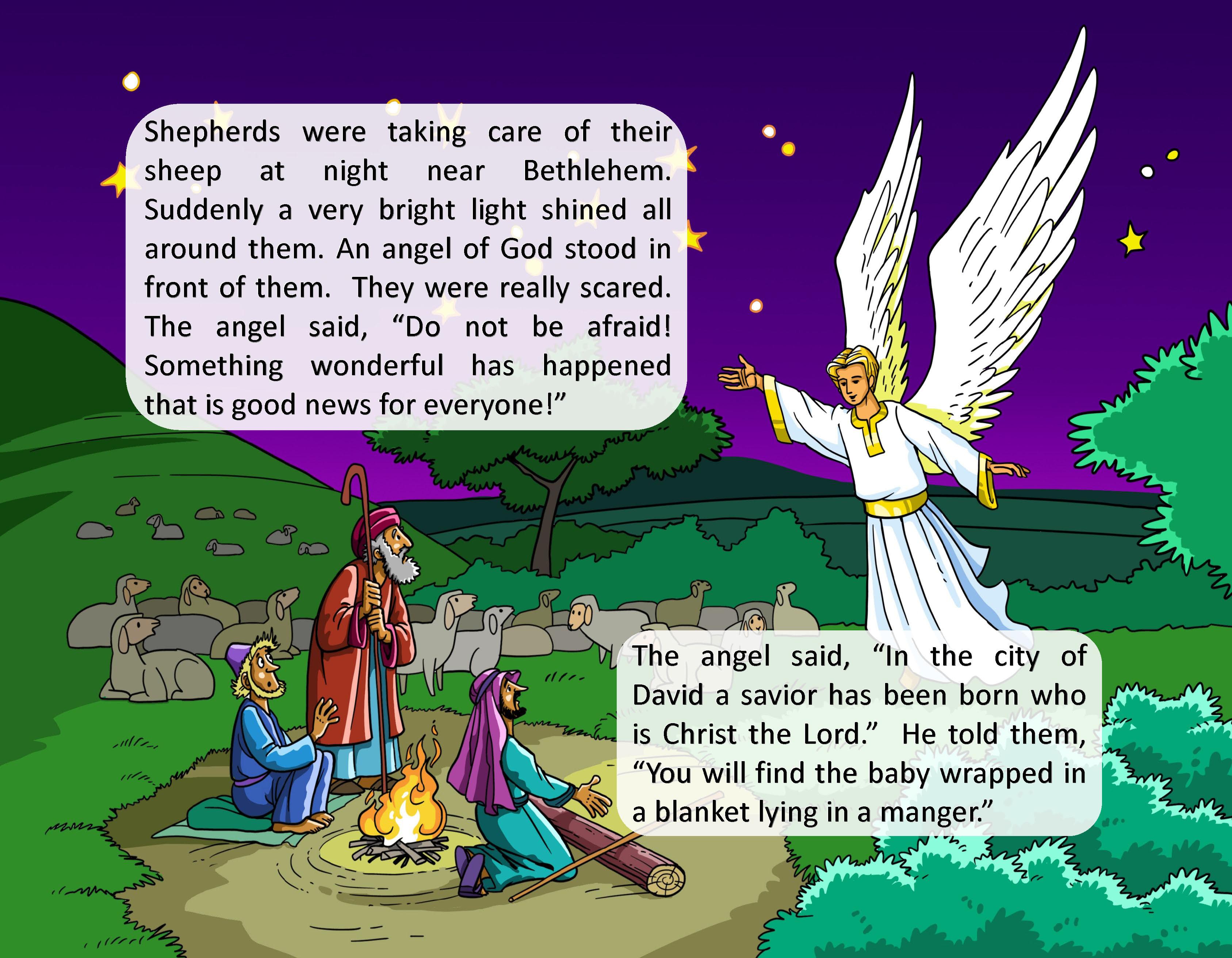 Happy Birthday Jesus for Pastors